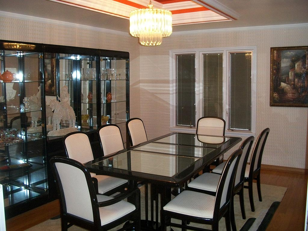 Large Formal Dining Area - off Kitchen