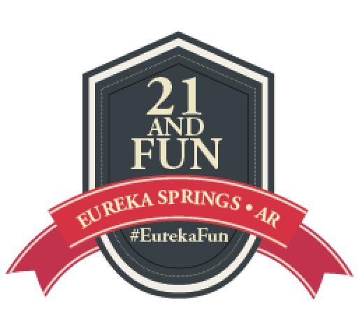Eureka Springs 21 & Fun Guide
