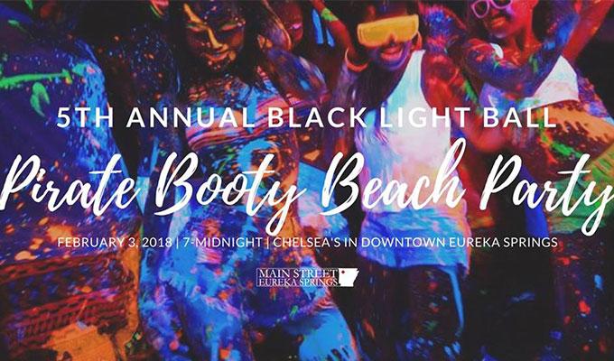 Annual Black Light Ball