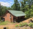 Buck Ridge Cabin Exterior