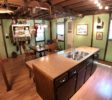 Buck Ridge Cabin Island to Dining