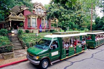 Eureka Springs Historical Tours