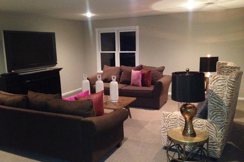 Bella Paradiso 3bd/3ba - Living Room & TV