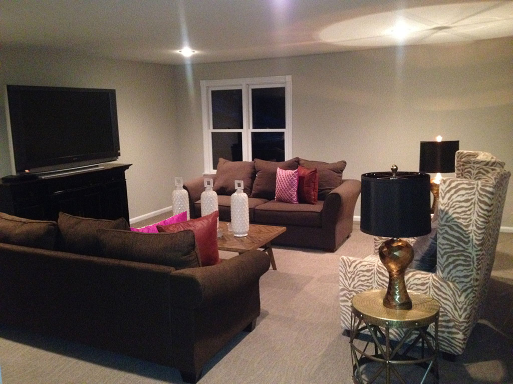 Bella Paradiso 3bd/3ba - Living Room & TV