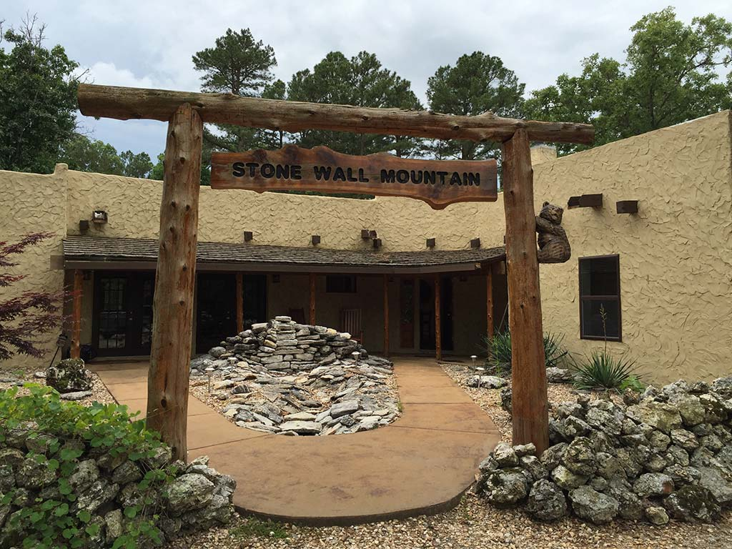 Stone Wall Mountain Lodge Vacation Rentals Eureka Springs