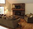 Ridgeview - Living Room & Fireplace