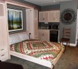 Bella Paradiso Condo 14 - Bedroom & Kitchenette