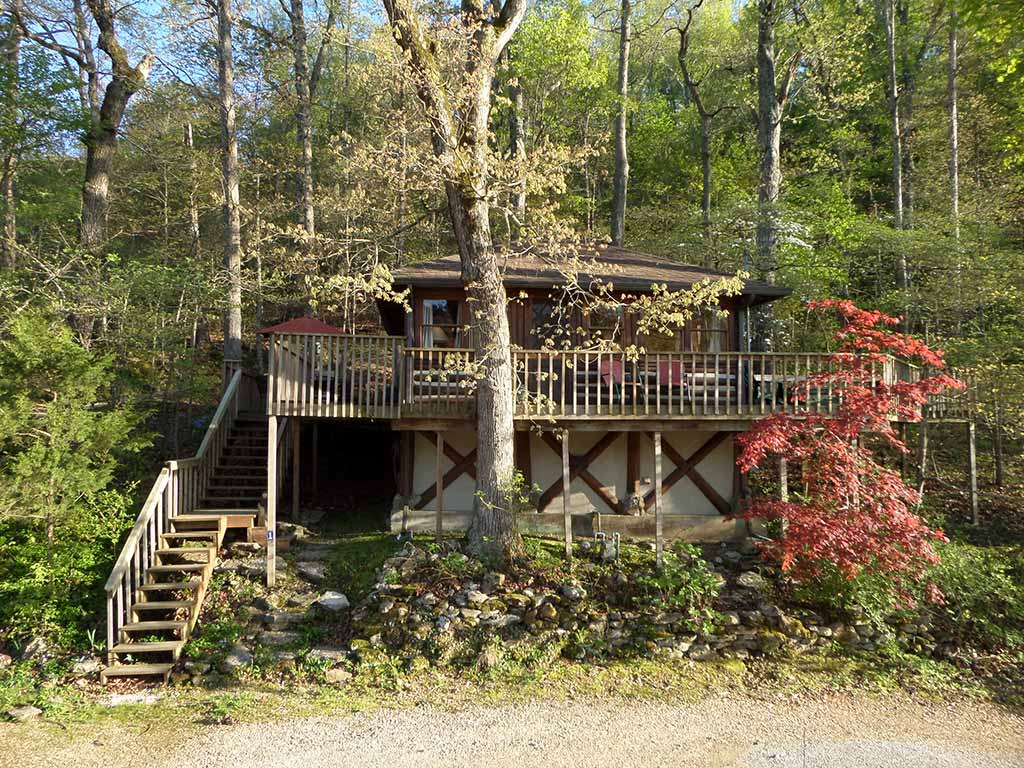 pen hideaway sky ridge at near rentals cabin wolf mena in clear exterior gap cabins arkansas the