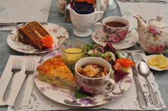 Simply Scrumptious Tea Room
