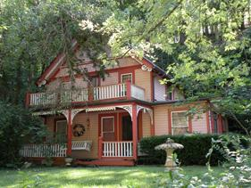 Eureka Springs Visitor Vacation Guide Events Attractions