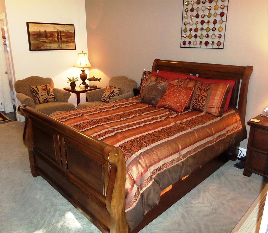 Bella Paradiso Condo 9 - Bed