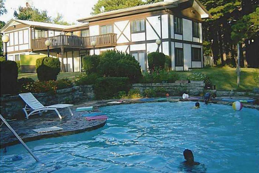 Hidden Oasis Retreat Pool