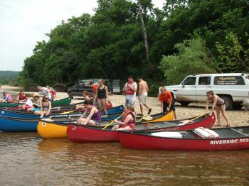 Riverside Resort and Canoe Rentals