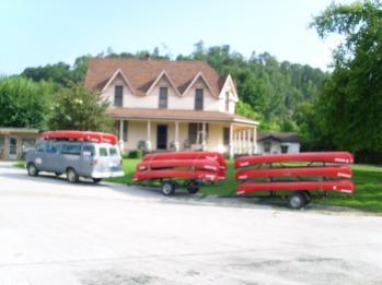 Riverview Motel & Canoe