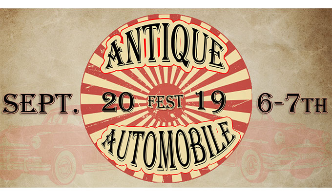 49th Annual Antique Automobile Festival in Eureka Springs