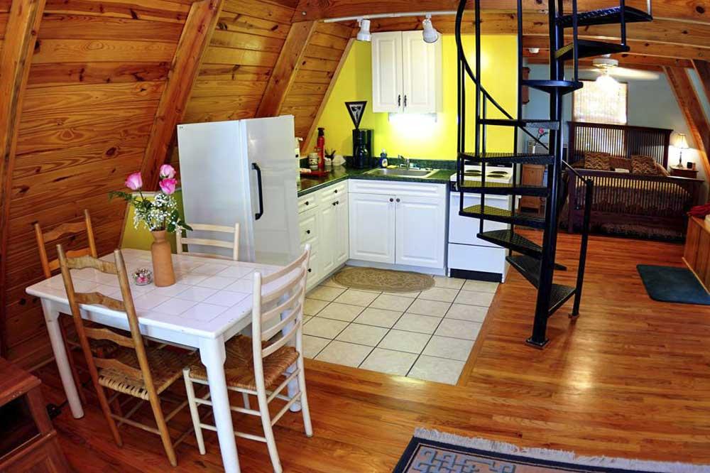 Cabins Kingfisher Kitchen