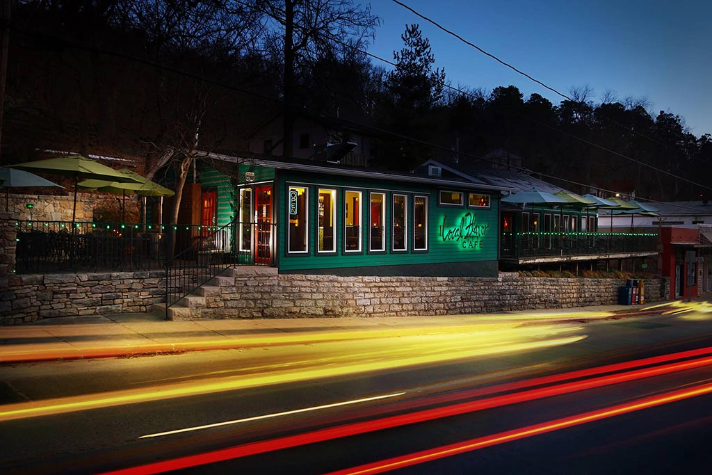 Local Flavor Cafe Restaurants Eureka Springs