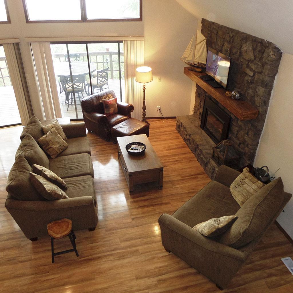 Ridgeview - Living Room