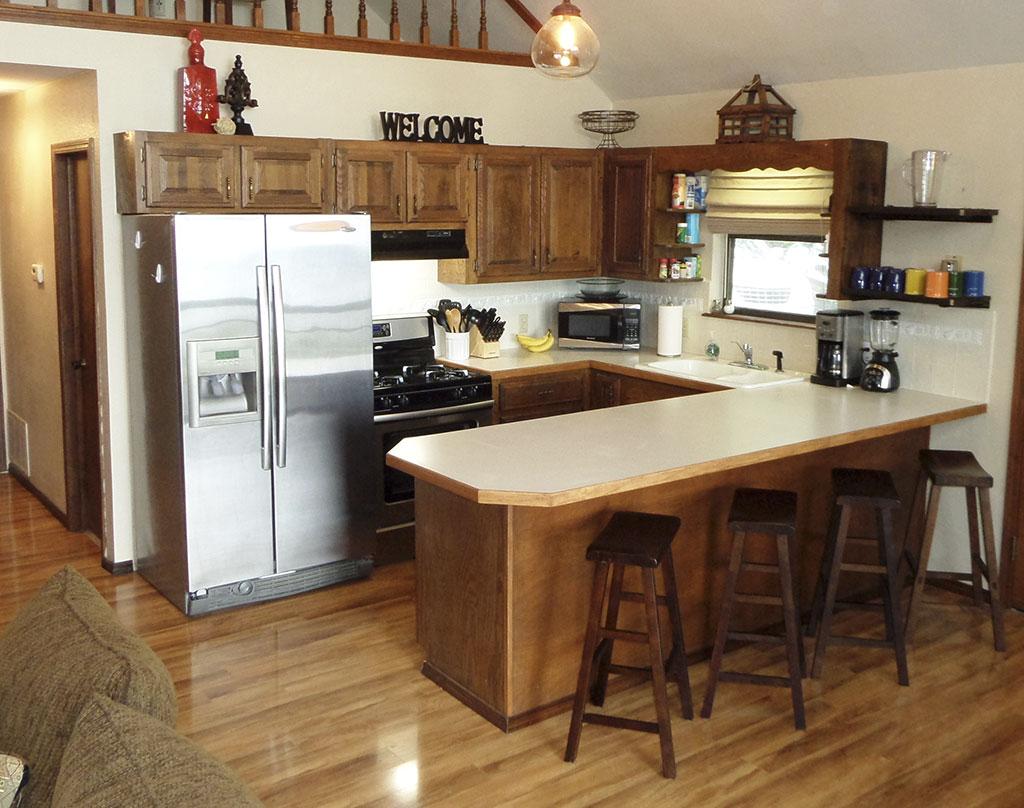 Ridgeview - Kitchen