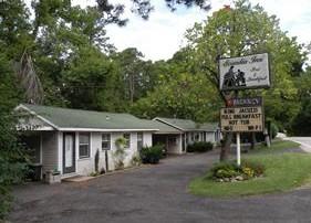 motels in eureka springs