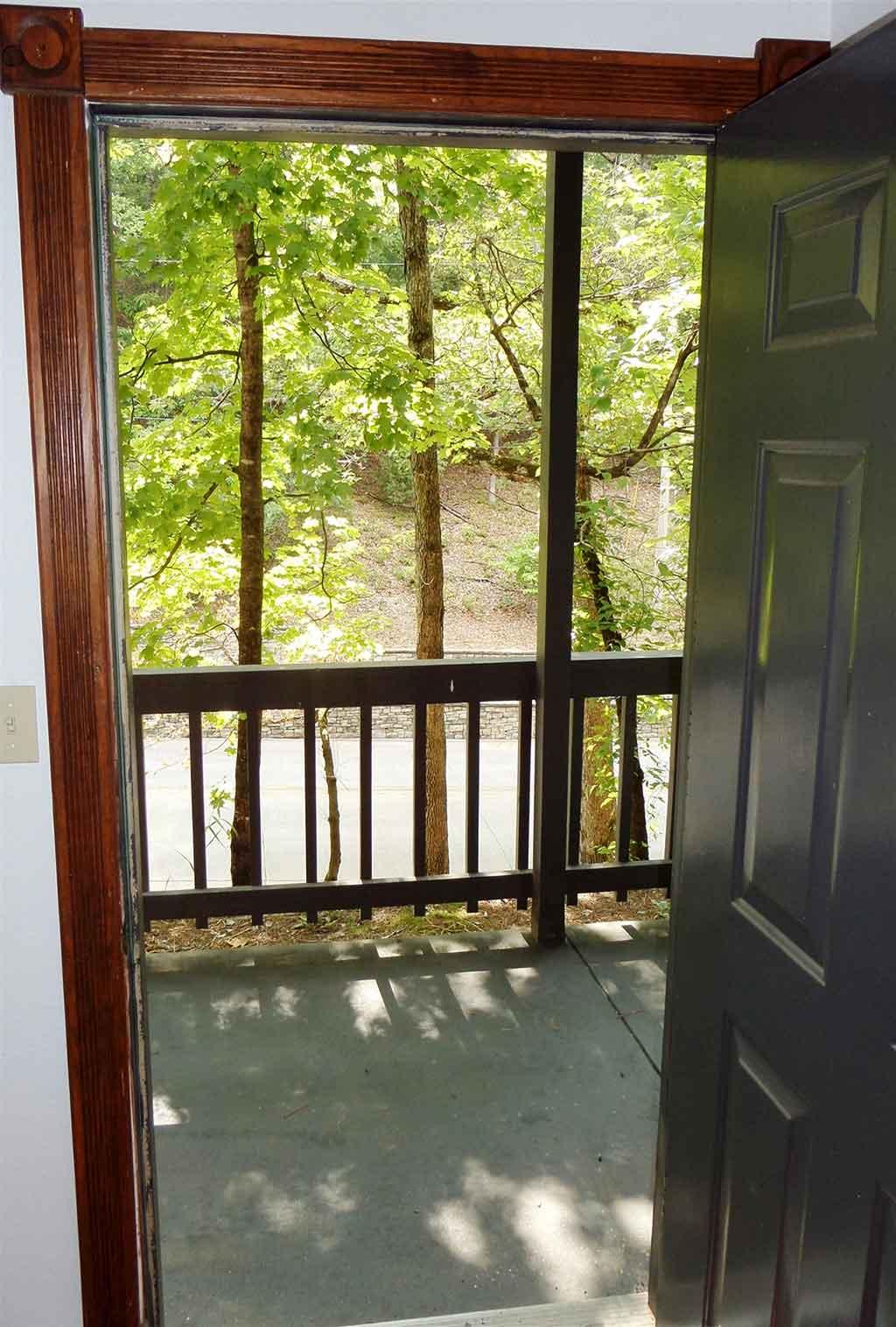Bella Paradiso Condo 6 - Front Porch