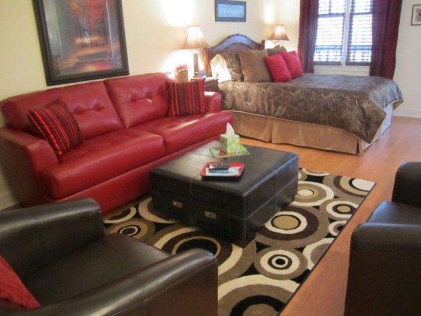 Bella Paradiso Condo 11 - Living Room & Bed