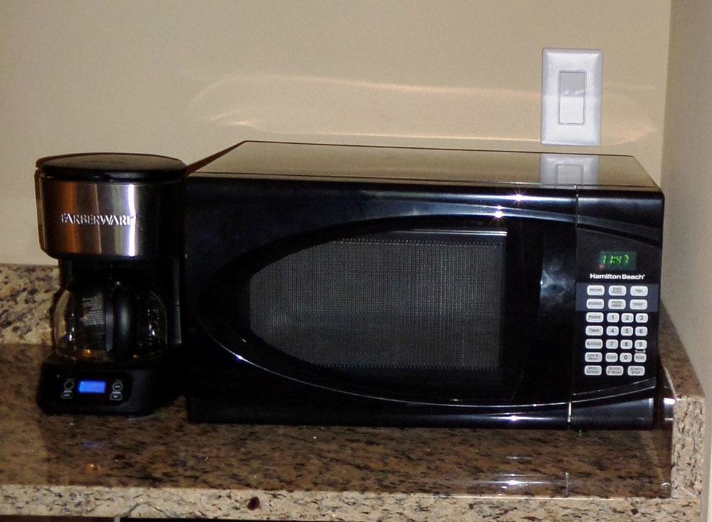 Bella Paradiso Condo 12 - Microwave
